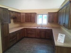Midcontinent Display Kitchen.