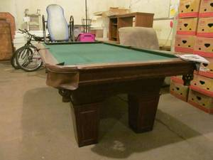 MD sports pool billiard table ,converts to table tennis