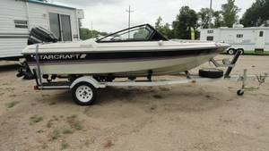 1988 StarCraft Boat & Trailer Package
