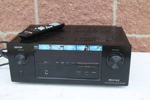 Network Integrated AV Receiver AVR X 2000