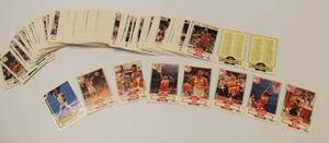 1990 Fleer Basketball Cards Set