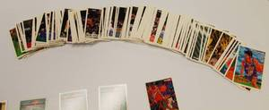 1993 - 1994 Fleer Basketball Cards