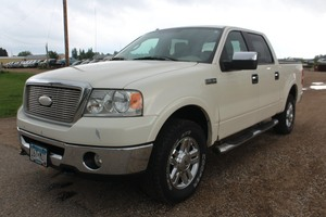 2007 Ford F150 FX4 Crew Cab 4x4 - 1 Owner -