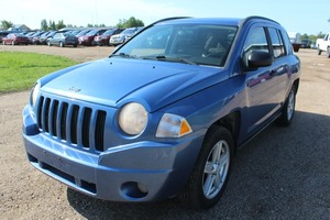 2007 Jeep Compass Sport- 2 Owners
