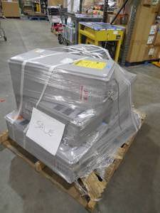 WHOLESALE PALLET LOT OF TANK LESS WATER HEATERS