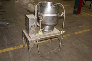 Groen TDB-7/40 40 Quart Steam Kettle with Stand