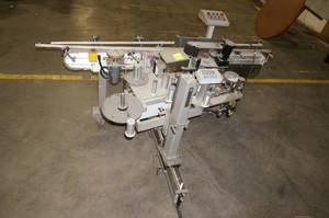 Label-Aire Air Blow Label Applicator