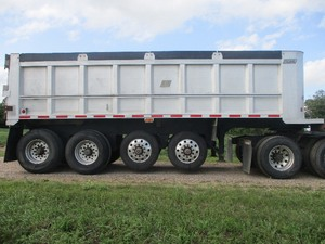 2000 24 FT. QUAD AXLE EAST END DUMP