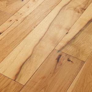 Shaw Belvoir Hickory York 9/16 in. Thick x 7-1/2 in. Wide x Varying Length Engineered Hardwood Flooring (435 sq. ft)