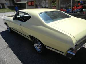 MAN CAVE DEALER - FULLY RESTORED 1968 CHEVY CHEVELLE SS 396 MATCHING NUMBERS!