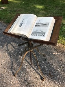 Antique Book/Bible Stand