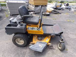 "Cub Cadet Zero Turn Lawn Mower with 44"" Deck and 20 HP Kohler Comand 2.0 Motor"