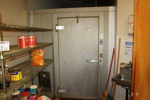 Bohn Commercial Walk-In Cooler