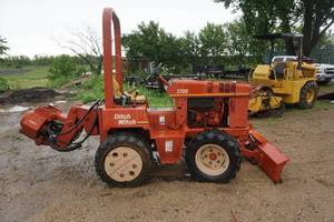 2000 Ditch Witch Model 3700 Cable Plow