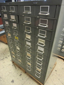GENERAL FIREPROOFING FILE CABINETS