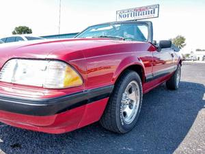1989 Ford Fox-Body Mustang Convertible