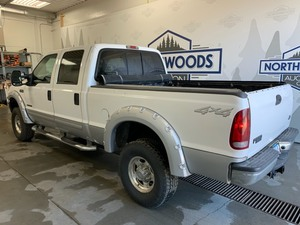 2002 Ford Super Duty 4x4 7.3 -No Reserve-