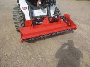 TMG Flail Mower Attachment
