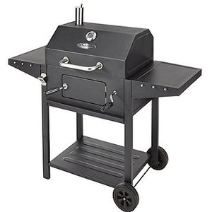 Chef's Mark Deluxe Cart Charcoal Grill