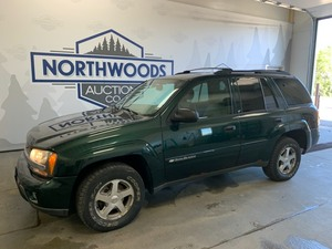 2003 Chevy Trailblazer 4x4 -No Reserve-