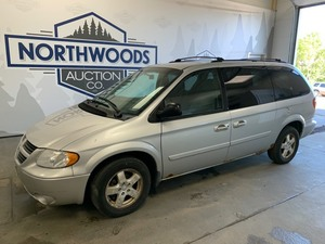 2007 Dodge Grand Caravan SXT -No Reserve-