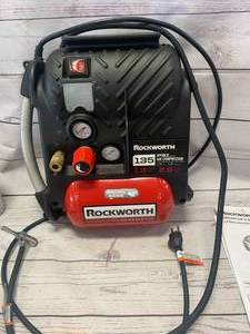 Rockworth 1.5 HP Air Compressor