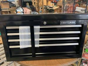 Craftsman 4 Drawer Tool Box Chest ($214 on Amazon)