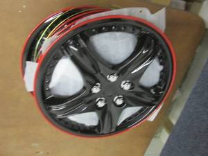 4- 14 inch Wheel Covers...