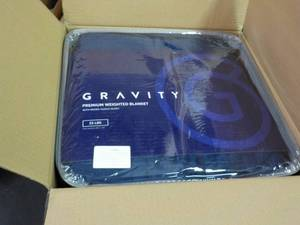 Gravity Premium Weighted Blanket...