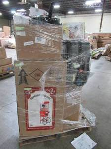 WHOLESALE MIXED PALLET OF KITCHEN HOUSEWARES!