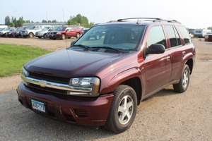 2006 Chevrolet Trailblazer LS - 2 Owner  - 123,069 Miles -