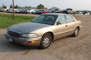 2001 Buick Park Avenue Ultra 3.8l Supercharged