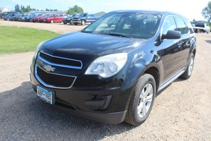 2011 Chevrolet Equinox LS - 2 Owners