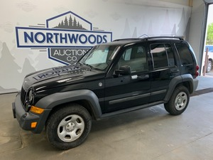 2006 Jeep Liberty 4x4 -No Reserve-