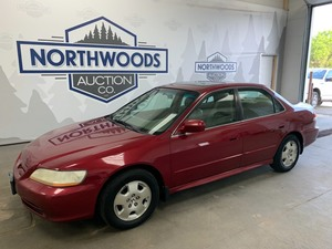 2001 Honda Accord EX -No Reserve-