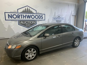 2007 Honda Civic -No Reserve-