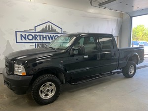 2003 Ford F250 Super Duty 4x4 -No Reserve-