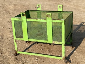 Heavy Duty Portable Screening Crate