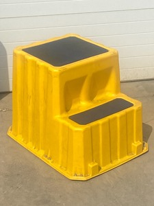 Premier-Plastics Commercial Step-Stool / Access Steps