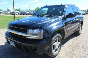 2005 Chevrolet Trailblazer LS 4x4 - 1 Owner -