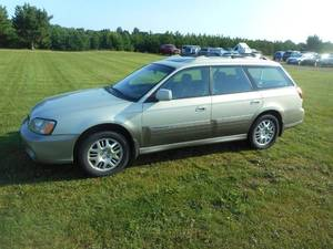 2004 Subaru Outback LTD AWD
