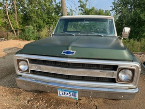 1970 Chevrolet C-10 -No Reserve-