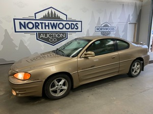 1999 Pontiac Grand Am GT -No Reserve-