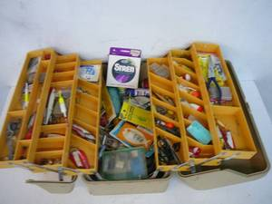 Tackle Box & Tackle