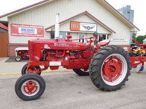 1954 Farmall Super MTA