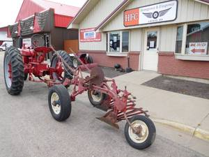 McCormick Deering number 8 plow 2 bottom