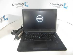 Dell Latitude E7450  INTEL(R) CORE(TM) I5-5300U CPU @ 2.30GHZ8GB RAM Includes power supply