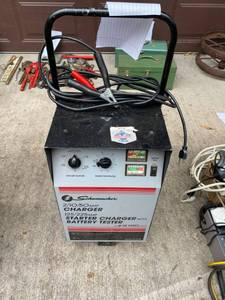 Schumacher 2/10/50/125/225 Amp Fleet Charger