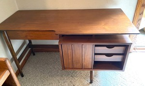 Mid Century Desk by Hooker