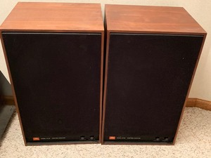 Two JBL Control Monitor Speakers ($500 Reserve)